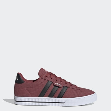Women Lifestyle Red Daily 3.0 Shoes