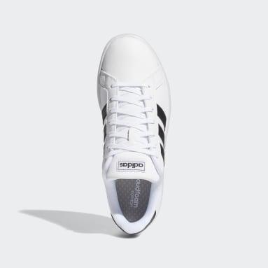 Chaussure Grand Court blanc Femmes Essentials