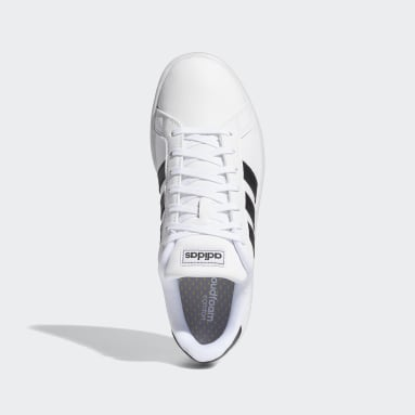 Women Sport Inspired White Grand Court Shoes