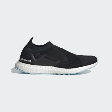 Scarpe Ultraboost Slip-On Swarovski® DNA Nero Donna Running