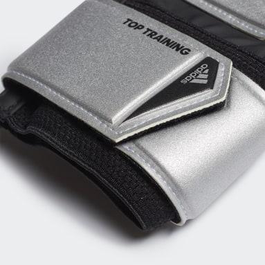 Fotbal stříbrná Rukavice Predator Top Training