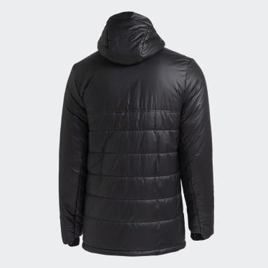 Jaqueta Inverno Internacional Preto Homem Futebol
