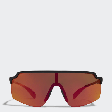 Running Black Sport Sunglasses SP0018