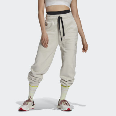 Women adidas by Stella McCartney Grey adidas by Stella McCartney Sweat Pants
