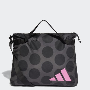 Women's Training Grey Polka-Dot Oversize Tote Bag