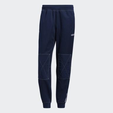 Men Originals Blue SPRT Track Pants