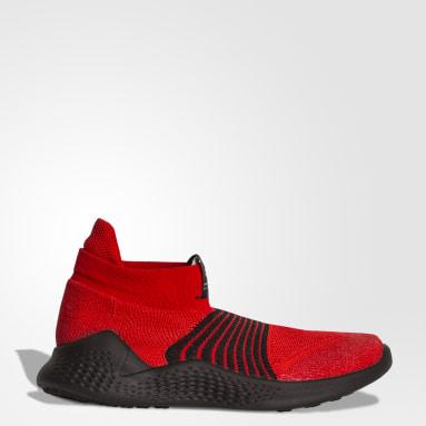 Zapatillas Pure Runner Rojo Niño Training