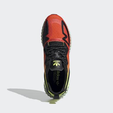 Originals Sarı ZX 2K 4D Ayakkabı