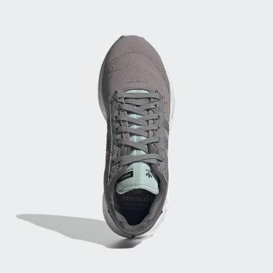 Kvinder Originals Beige Geodiver Primeblue sko