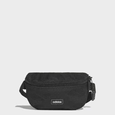 Women Handball Black Tailored for Her Mesh Waist Bag