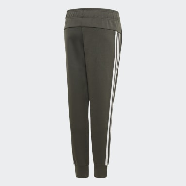 Pantalon Must Haves 3-Stripes Vert Filles Fitness Et Training