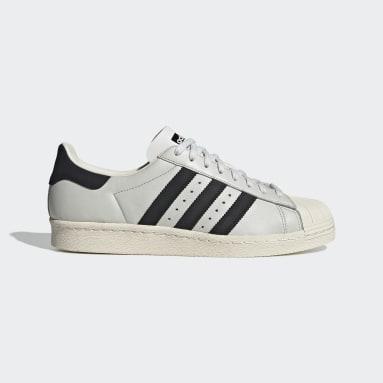 Men Originals White Superstar Recon Shoes