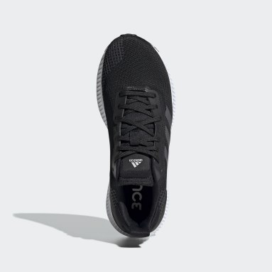 Dames Hardlopen Zwart Solar Blaze Schoenen