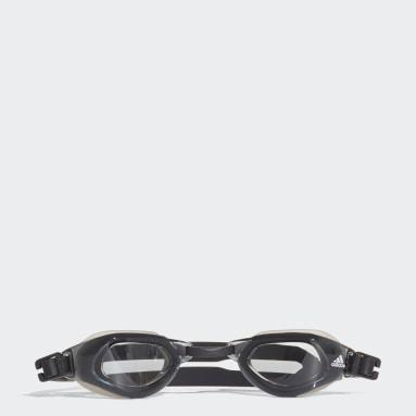 Gafas de natación adidas persistar fit unmirrored junior (UNISEX) Gris Niño Natación