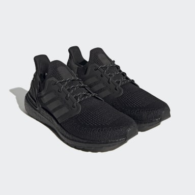 Running Black Pharrell Williams Ultraboost 20 Shoes