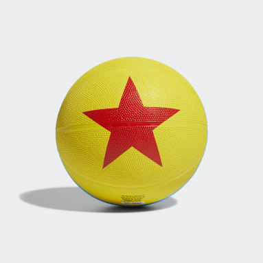 Basketball Yellow Luxo Basketball