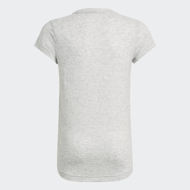T-shirt Must Haves Blanc Filles Fitness Et Training