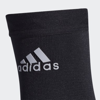 Yoga Black Performance Climacool Ankle Support Medium