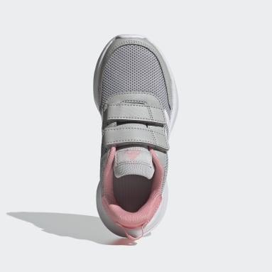 Kids Running Grey Tensor Shoes