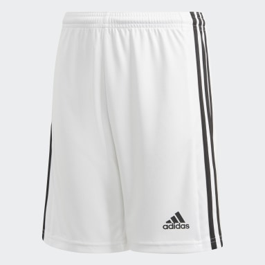 Boys Football White Squadra 21 Shorts