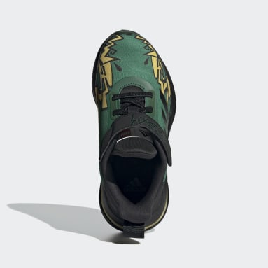 зеленый Кроссовки для бега adidas FortaRun x LEGO® NINJAGO® Lloyd