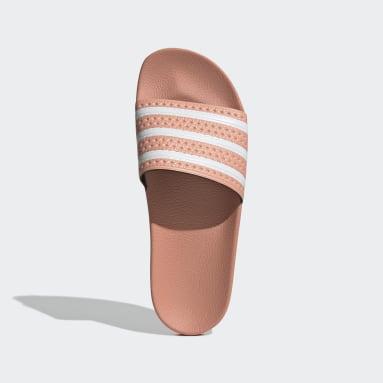 Men Originals Pink Adilette Slides