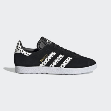 Women's Originals Black Gazelle Shoes