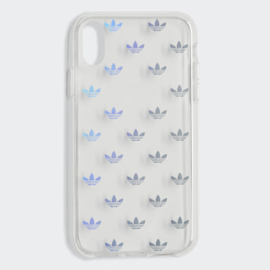 Funda iPhone Clear 6,1 pulgadas Plateado Originals