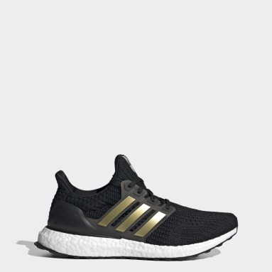 Women Originals Black Ultraboost 4.0 DNA Shoes
