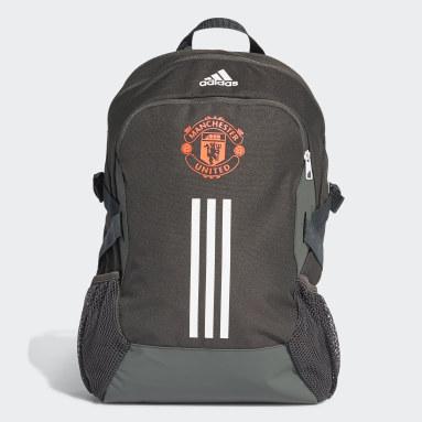 серый Рюкзак Манчестер Юнайтед