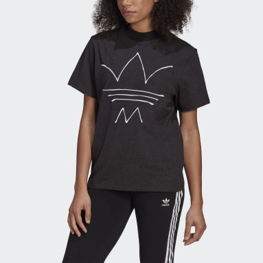 Women Originals Black R.Y.V. Tee