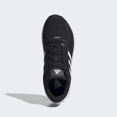 ผู้หญิง วิ่ง สีดำ รองเท้า Run Falcon 2.0
