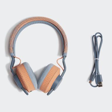 Running Orange RPT-01 Sport On-Ear Headphones