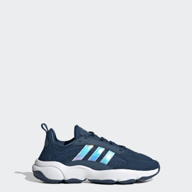Youth 8-16 Years Originals Blue Haiwee Shoes