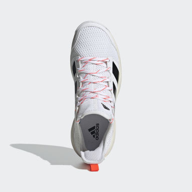 Youth Training White Stabil Indoor Shoes