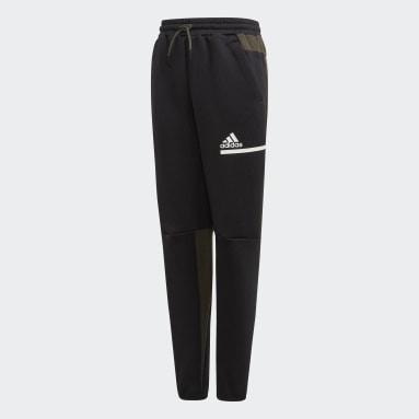 Pantalon adidas Z.N.E. AEROREADY Noir Garçons Sportswear
