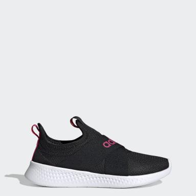 Women's Essentials Black Puremotion Adapt Shoes