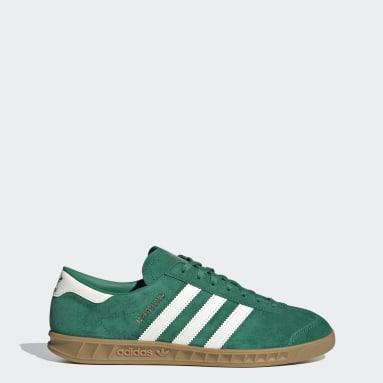 Women Originals Green Hamburg Shoes