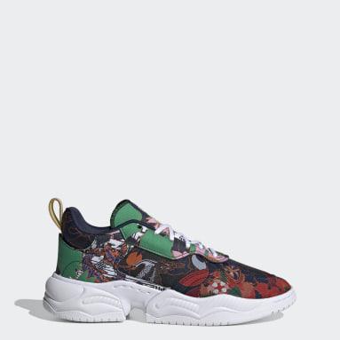 Dam Originals Blå Supercourt RX Shoes