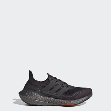 Youth Running Grey Ultraboost 21 Primeblue Running Shoes