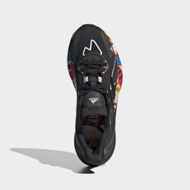 Kvinder Løb Sort X9000L3 HEAT.RDY sko