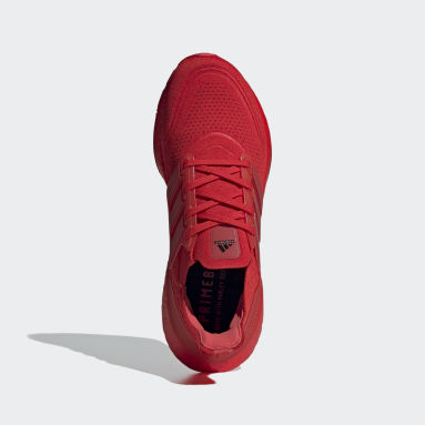 Men's Running Red Ultraboost 21 Shoes