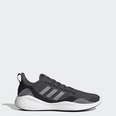 ผู้ชาย วิ่ง สีดำ รองเท้า Fluidflow 2.0
