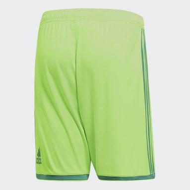 Men Football Green Regista 18 Shorts