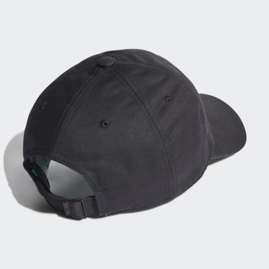 Gorra Not Easy Being Green Dad Negro Originals