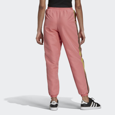 Women Originals Pink Fakten Tracksuit Bottoms