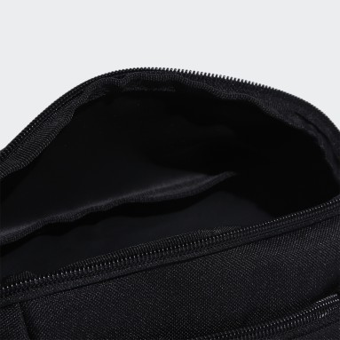 Training Black Waist Bag