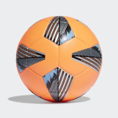Football Orange Tiro Pro Winter Ball