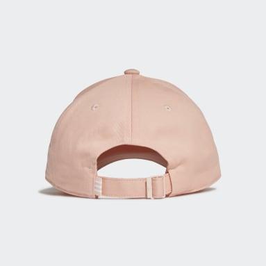 Originals Pink Trefoil Baseball kasket