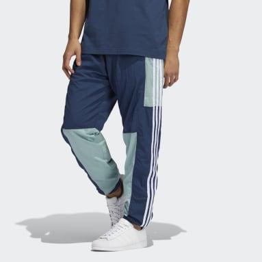 Men Originals Green Lightweight Track Pants